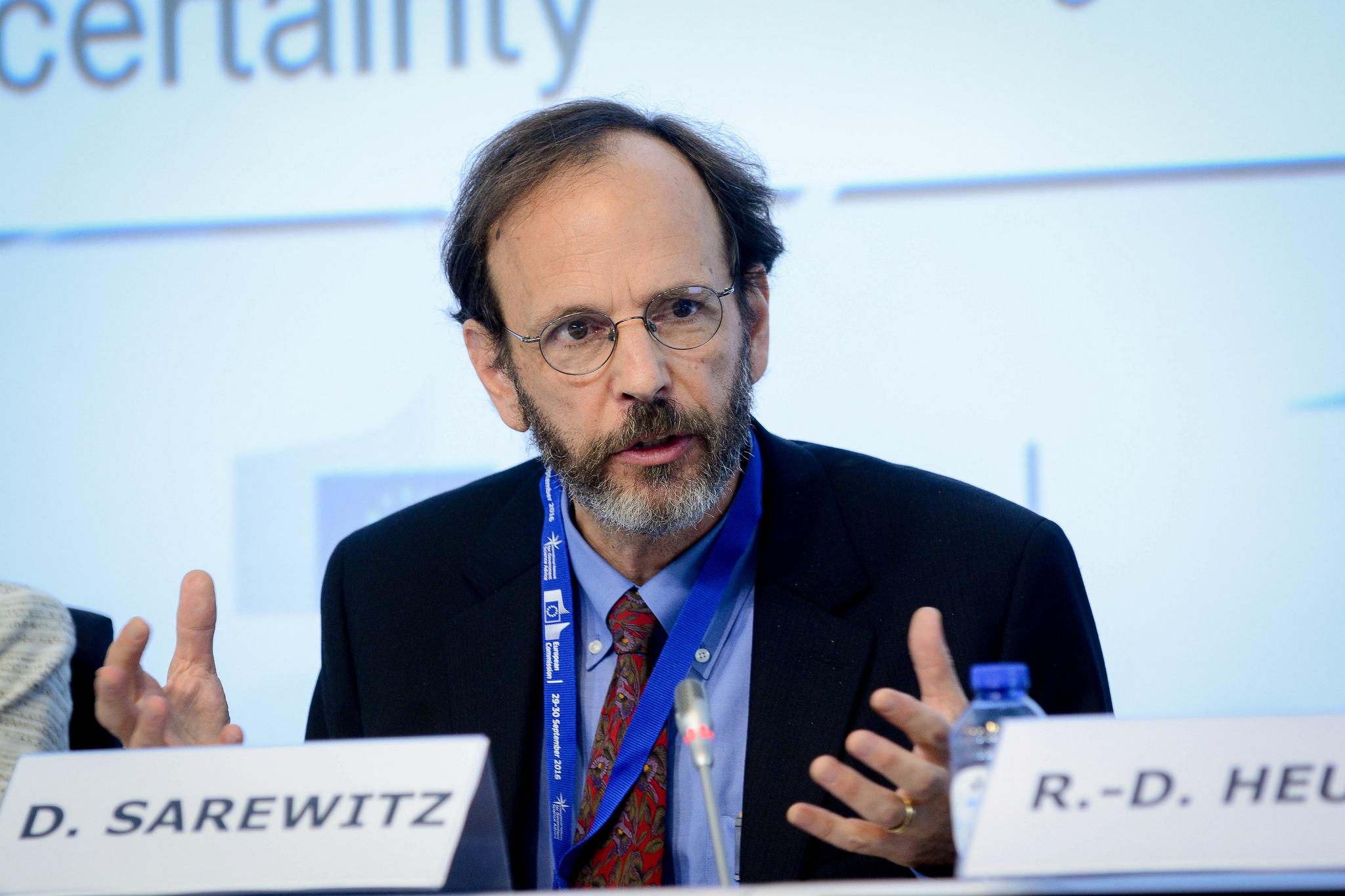 Daniel Sarewitz