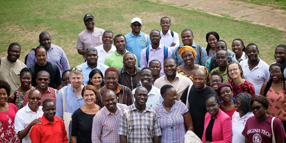 Group of LIRA researchers in 2020