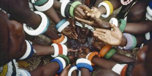 Ndebele tribe of South Africa_UN photo