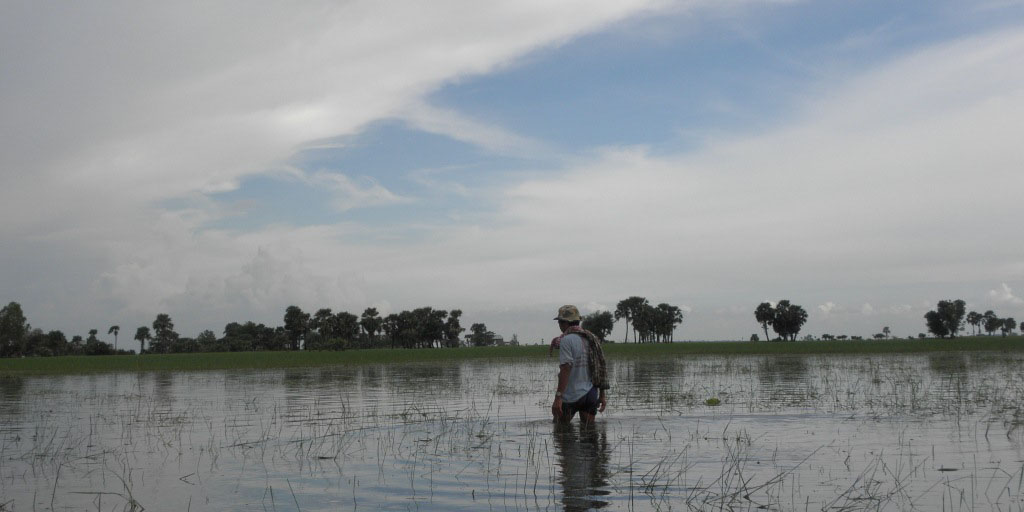 Cambodia flood