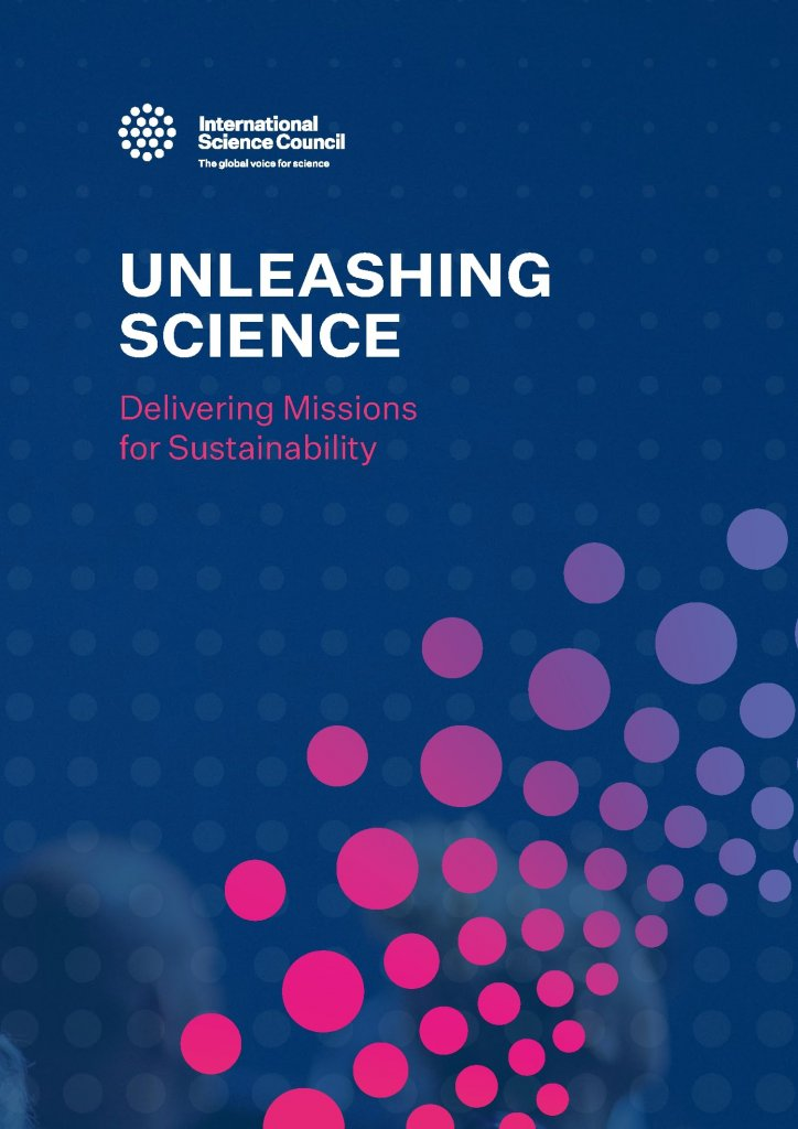 Cover of the publication Unleashing Science