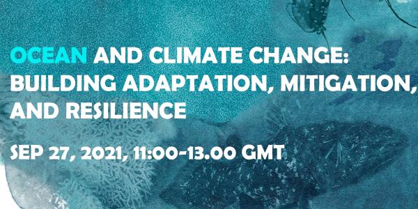 ocean and climate change webinar